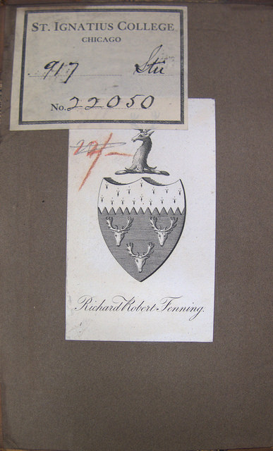 The bookplate that eludes identification!