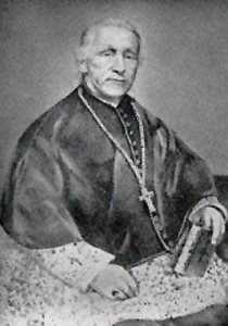 Fr. Timon as he appeared as Bishop of Buffalo (Image Source: Diocese of Buffalo)